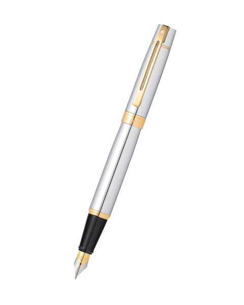 Sheaffer® 300 Chrome Fountain Pen