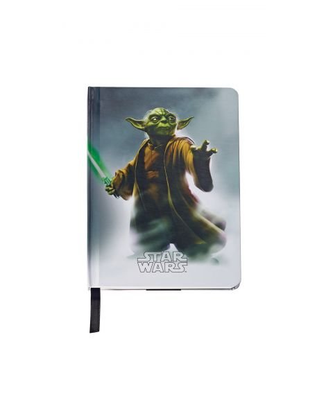 The Sheaffer Star Wars™ Yoda™ Medium Journal