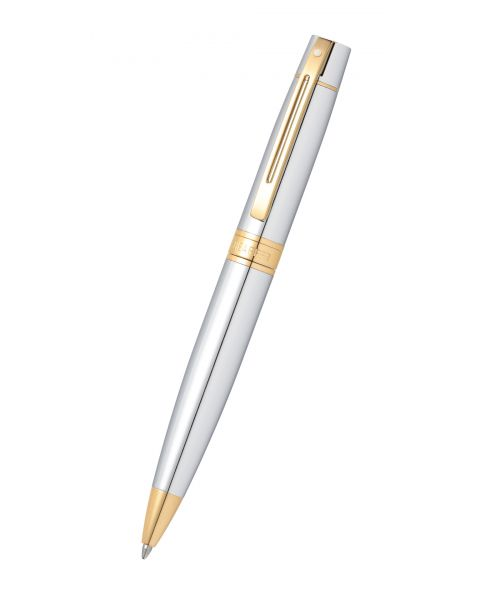 Sheaffer® 300 Chrome Ballpoint Pen