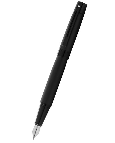 Sheaffer® 300 Matte Black Lacquer Fountain Pen