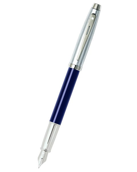 Sheaffer® 100 Blue Lacquer Fountain Pen