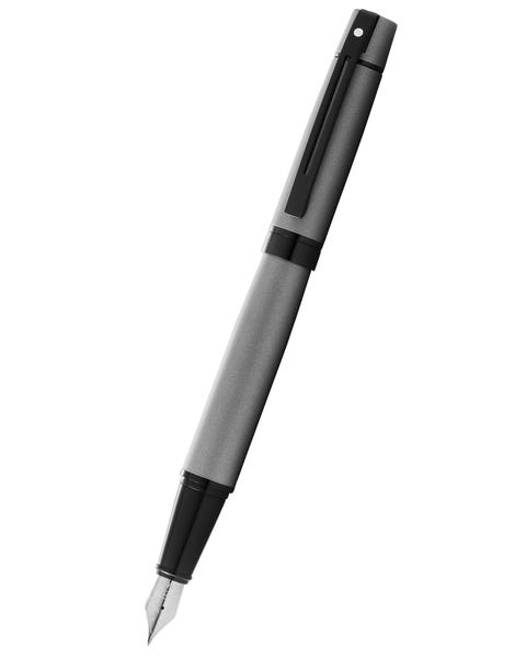 Sheaffer® 300 Matte Gray Lacquer Fountain Pen