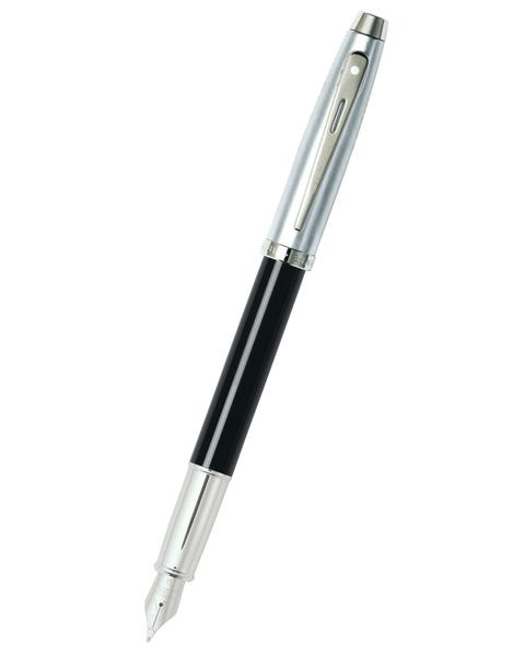 Sheaffer® 100 Black Lacquer Fountain Pen