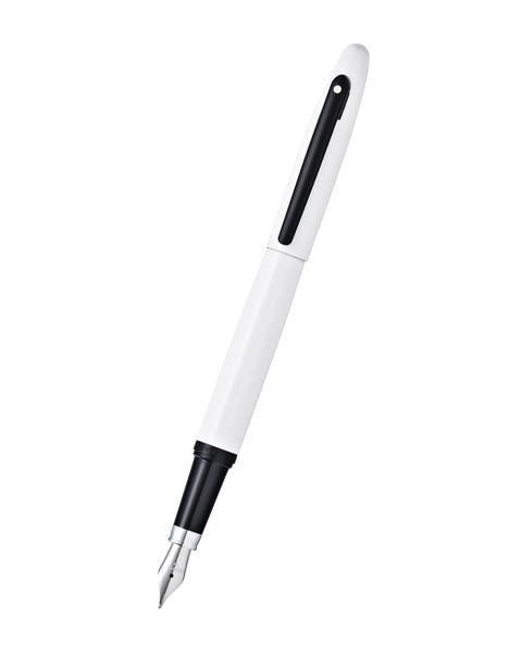 Sheaffer® VFM White Fountain Pen