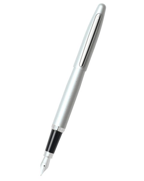 Sheaffer® VFM Strobe Silver Fountain Pen