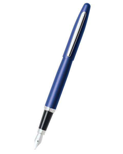 Sheaffer® VFM Neon Blue Fountain Pen