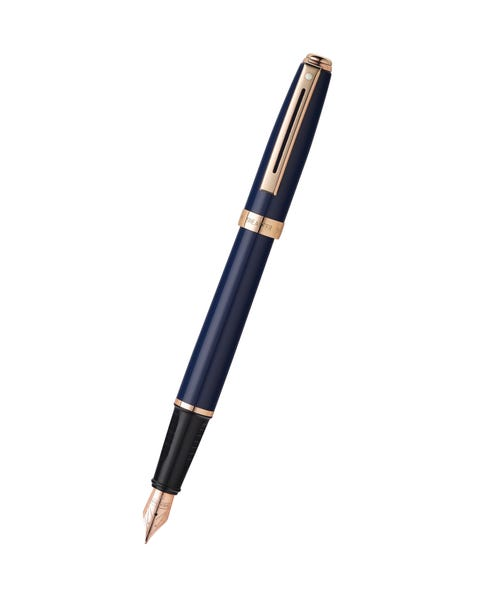 Sheaffer® Prelude® Cobalt Blue Fountain Pen