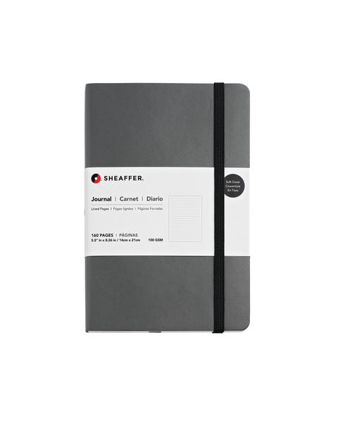 Sheaffer® Medium Lined Journal in Deep Gray