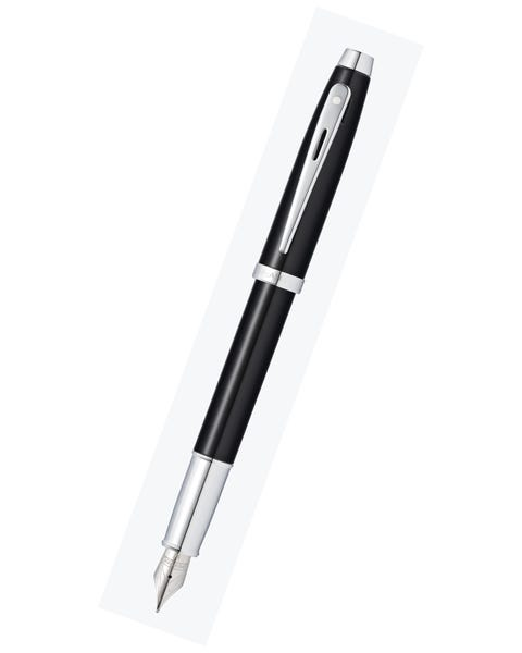 Sheaffer® 100 Glossy Black Lacquer Fountain Pen
