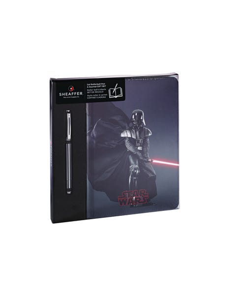The Sheaffer Star Wars™ Darth Vader™ Pop and Journal Gift Set